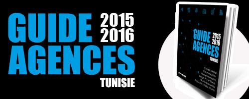 Bouclage du Guide des Agences 2015 - 2016