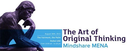 The Art of Original Thinking by Mindshare