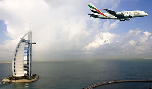 Emirates et le Département du Tourisme lancent la nouvelle campagne pour la promotion de Dubaï
