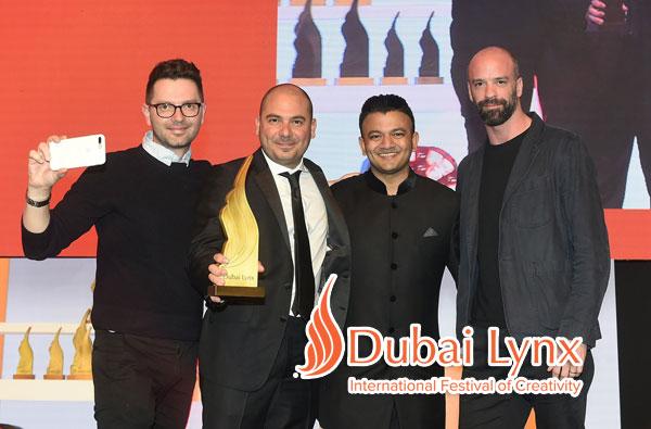 Dubai Lynx 2017 award-winners announced