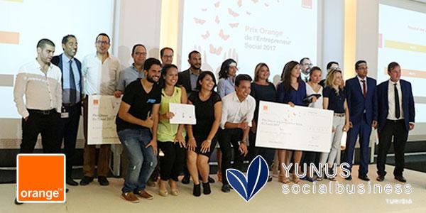 En vidéos : Orange Tunisie dévoile les lauréats du Prix Orange de l'Entrepreneur Social