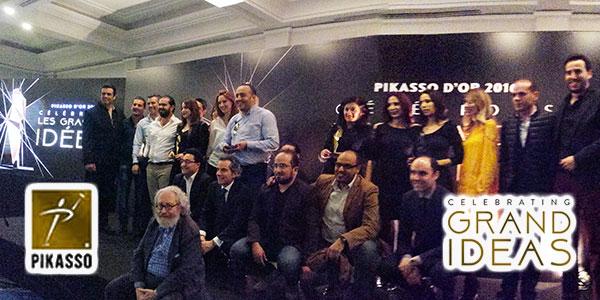 En photos : Palmarès du 1er PiKasso d'Or Tunisie