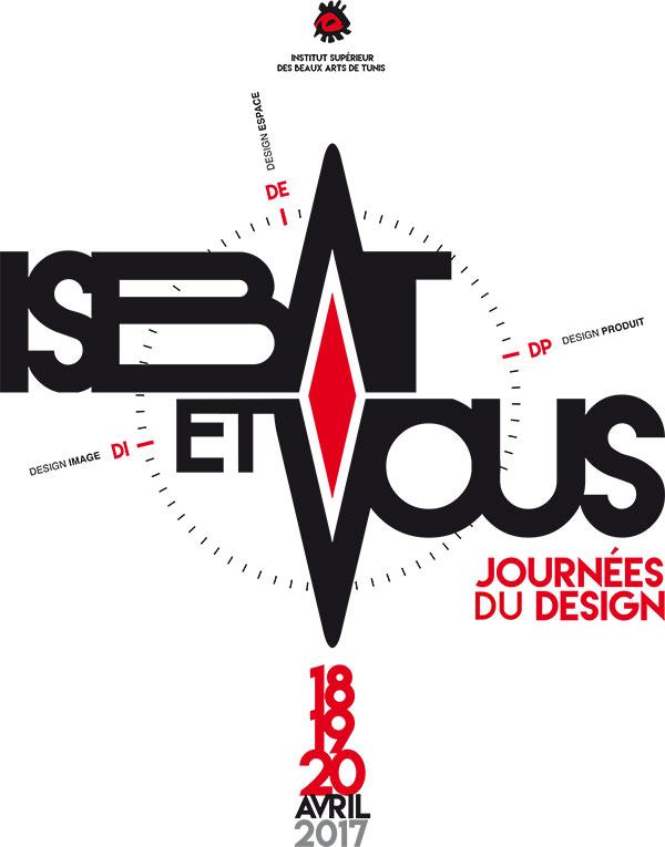 Isbat et  vous ! Journées du Design