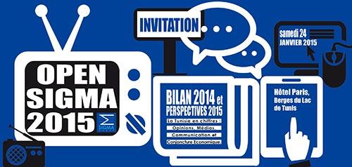 Tous les détails sur l'Open SIGMA 2015