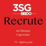 3SG recrute