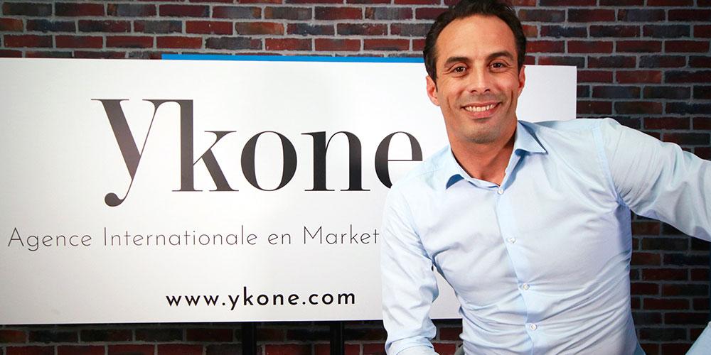 Hosni Ghariani raconte le lancement de Ykone Maghreb