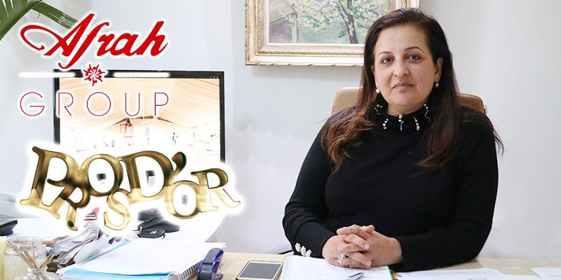 En vidéo : AFRAH partenaire event des PROS D'OR 2019