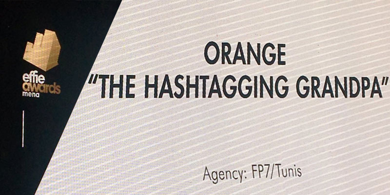 #Brika de Orange remporte 2 Golds aux Effies Mena