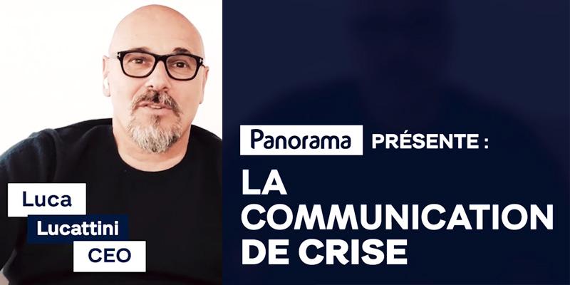 En vidéo : Luca Lucattini explique l'urgence d'une bonne communication de crise