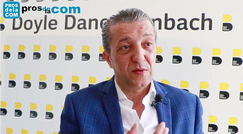 En vidéo : Borhene Bouaoun présente DDB Tunisia<
