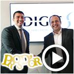 En vidéos : Convention de partenariat avec DIGIT-S pour les Pros d'Or 2017