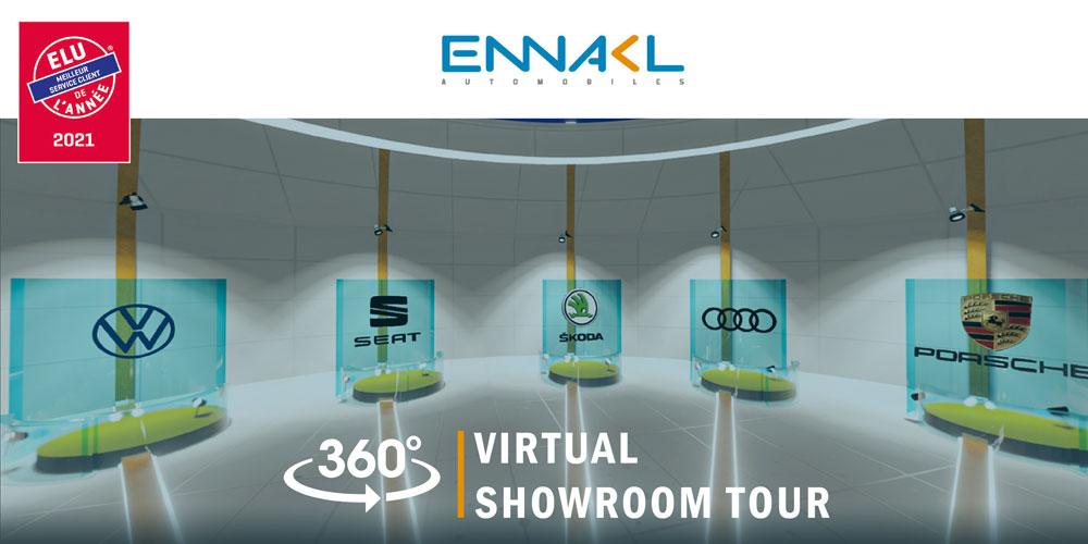 Ennakl Automobiles :' Meilleur Service Client de l'année 2021 ' dans la catégorie automobile et résolument tourné vers le digital