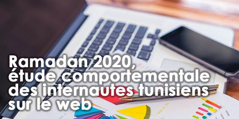 Ramadan 2020, étude comportementale des internautes tunisiens sur le web