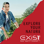 EXIST dévoile son premier spot télé  #explore_your_nature
