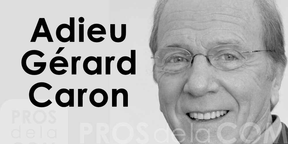 Décès du grand Designer et amoureux de la Tunisie Gérard Caron