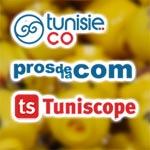 TUNISCOPE, PROSDELACOM et TUNISIE.co recrutent...