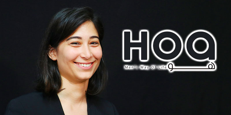 En vidéo : Essia Chouikha présente Hoa le nouveau magazine masculin