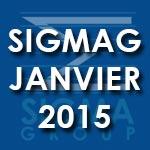 Audience TV et RADIO pour Janvier 2015 par Sigma Conseil
