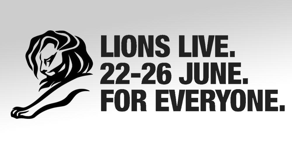 Lions Live : Tout Cannes Lions à portée de click et Gratuitement