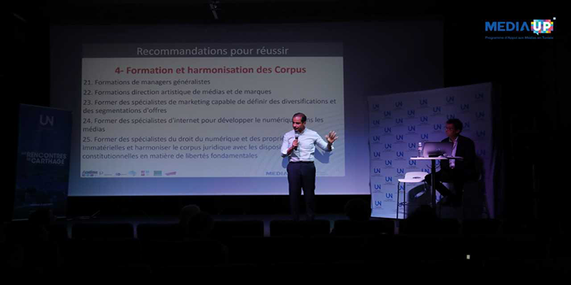 Médias tunisiens et transition numérique