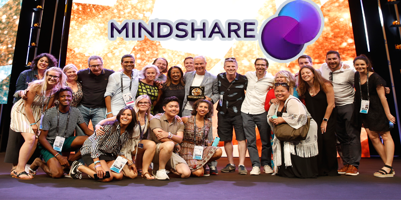 Mindshare named Cannes Lions Media Network of the Year<