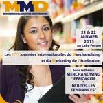 Les journées du Merchandising et du Marketing de distribution les 20,21 janvier