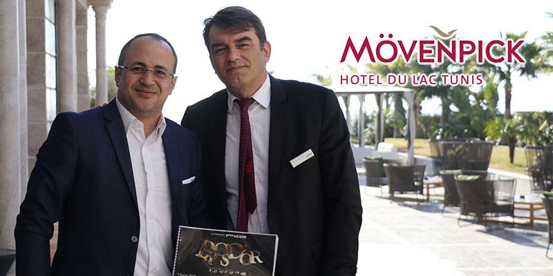 En vidéo : Le Mövenpick Hotel du Lac Tunis accueillera le Jury des Pros d'Or 2019