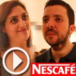 En vidéos : Détails de l'opération digital NESCAFE by Mindshare