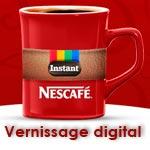 NESCAFÉ Tunisie organise le 1er vernissage digital