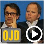 En vidéos : Conférence mise en place de l'OJD en Tunisie