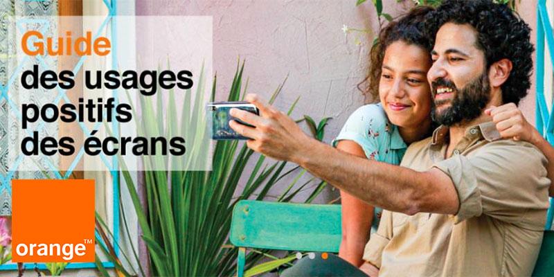 Campagne d'Orange en faveur d'un usage plus responsable des écrans
