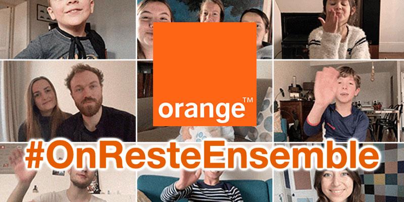 Orange Tunisie transforme ses écrans pub en canaux de Com