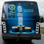 L'eau PALMA fête l'obtention du Superior Taste Award avec MP PLUS