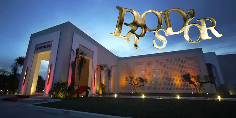 Le Pavillon des Baies de Gammarth accueillera les PROS D'OR 2019