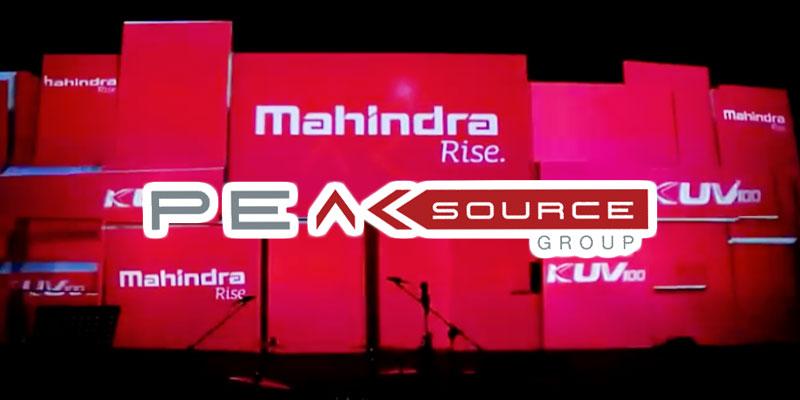 En vidéo : Backstage Lancement Mahindra à Sousse