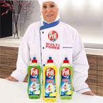Jamila Bali nouveau visage de la marque Pril pour l'année 2015
