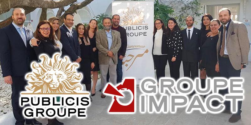 Publicis Groupe et Groupe Impact renforcent leur partenariat en Tunisie<