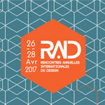 Les rencontres annuelles internationales du design du 26 au 28 à l'ESSTED