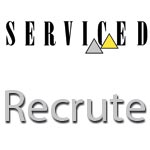 SERVICED recrute