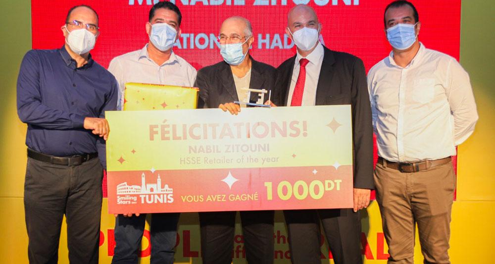 Smiling Stars 2021 : Vivo Energy Tunisie célèbre la performance qui fait la différence