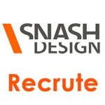 SNASH DESIGN recrute