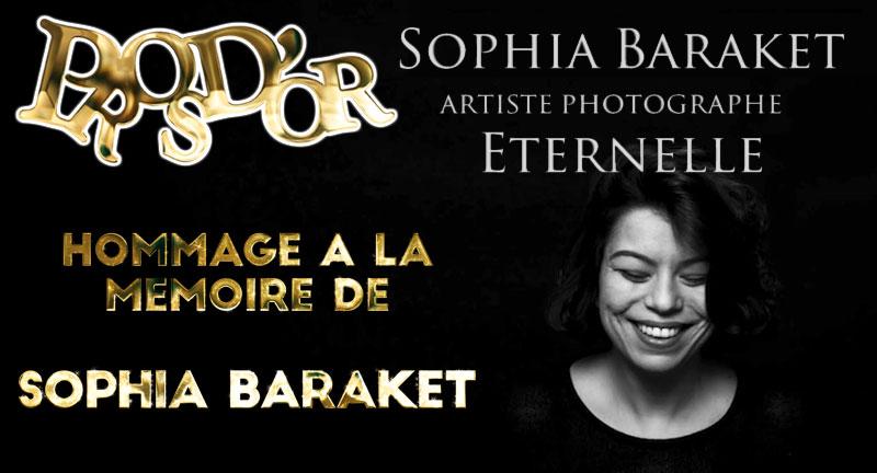 En vidéo : Hommage à Sophia Braket aux Pros d'Or 2019