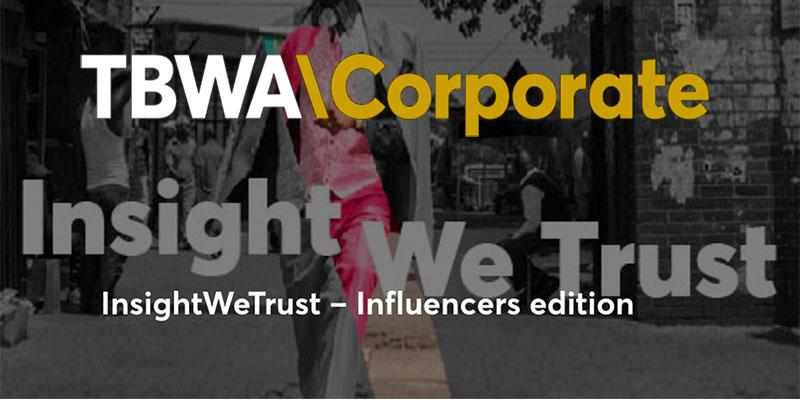 Insight We Trust, l'étude qui met à nu les influenceurs