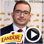 En vidéo : Ahmed Djait présente le partenariat de Land'Or avec le FC Barcelone