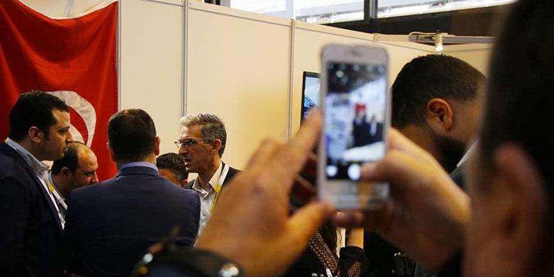 En photos : Une belle délégation mais un stand nul de la Tunisie à VivaTech