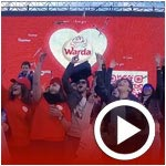 En vidéo : Happening au Port de plaisance el Kantaoui par Warda