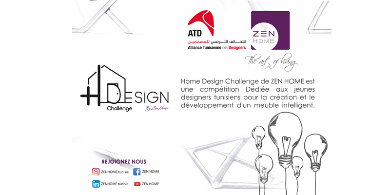 Home Design Challenge de ZEN HOME