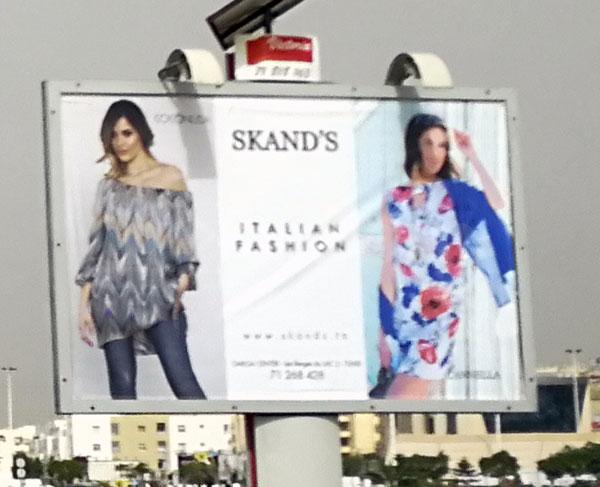 Campagne SKAND'S - Mai 2017