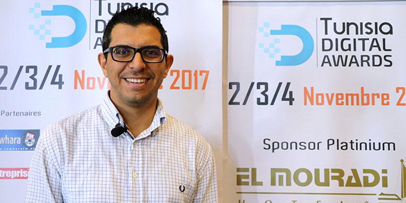 Conférence TDA : Interview de M. Kantaoui Gallas chef de projet digital El Mouradi Hotels