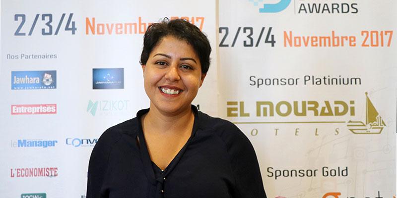 Conférence TDA : Interview de Mme. Yosra Hmida sales Manager PI2R